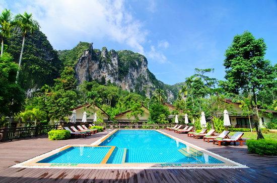 green view village resort krabi review
