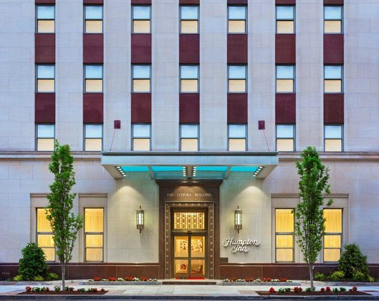 hampton inn washington dc white house reviews