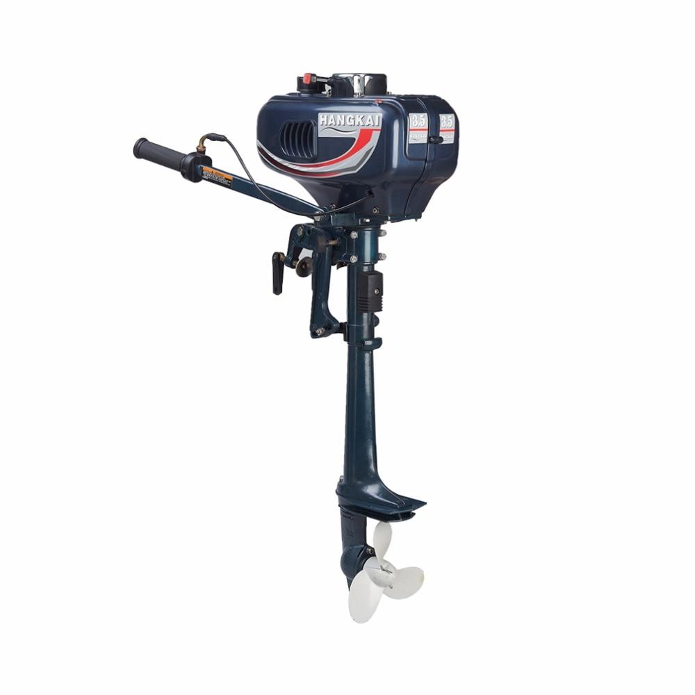 hangkai outboard 3.5 hp 2 stroke review