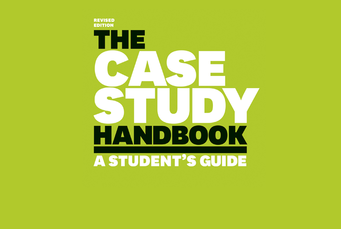 harvard business review case solutions