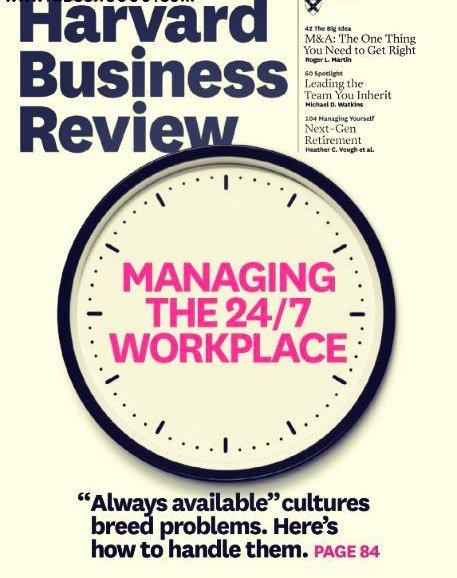 harvard business review case studies pdf free download
