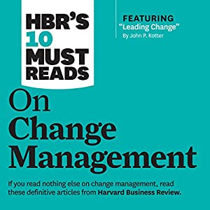 harvard business review on change