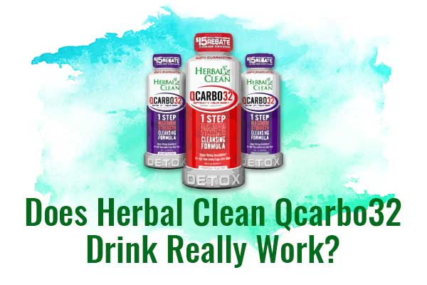 herbal clean qcarbo16 reviews pass drug test