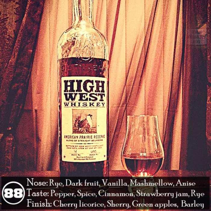high west american prairie review