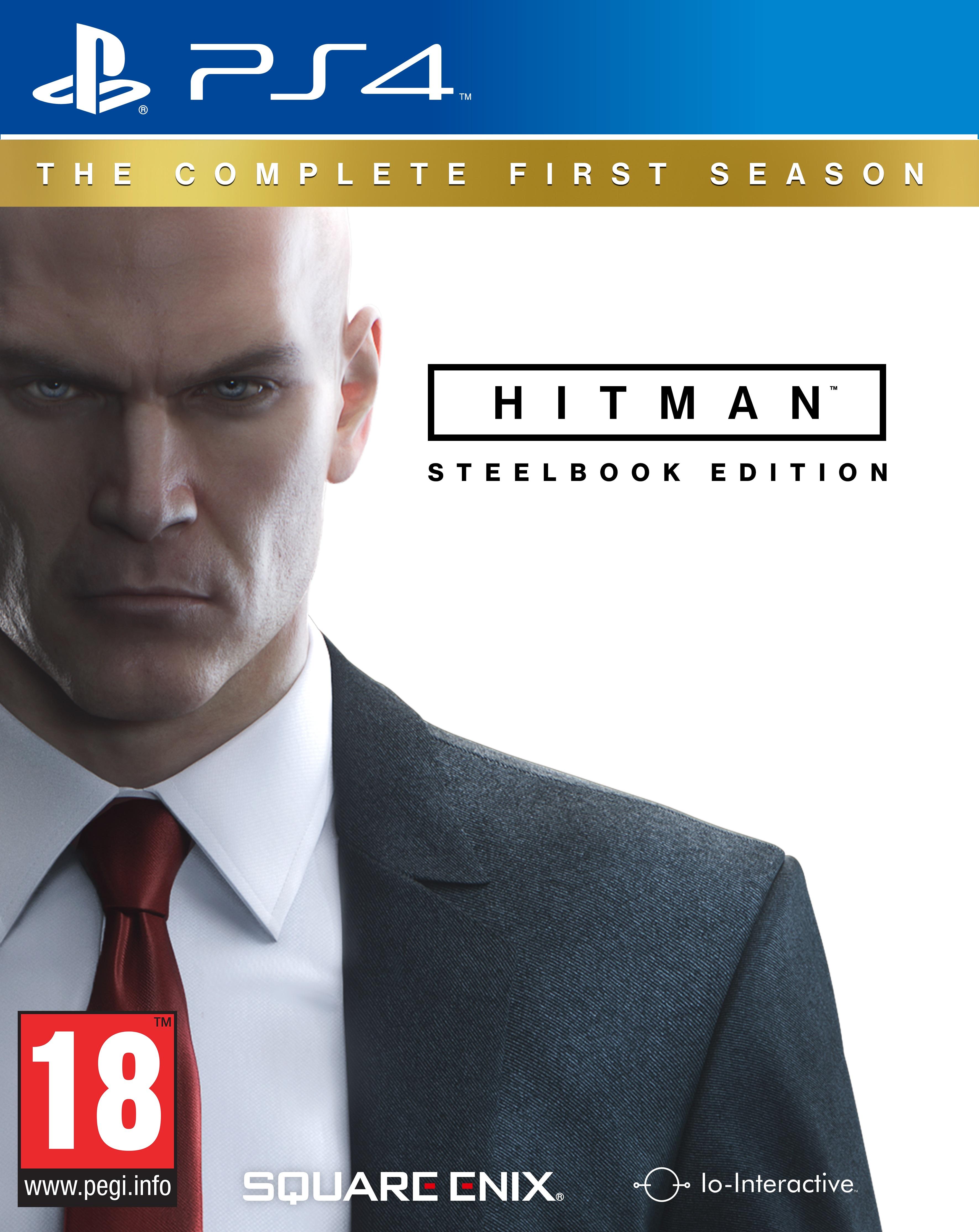 hitman season 1 ps4 review