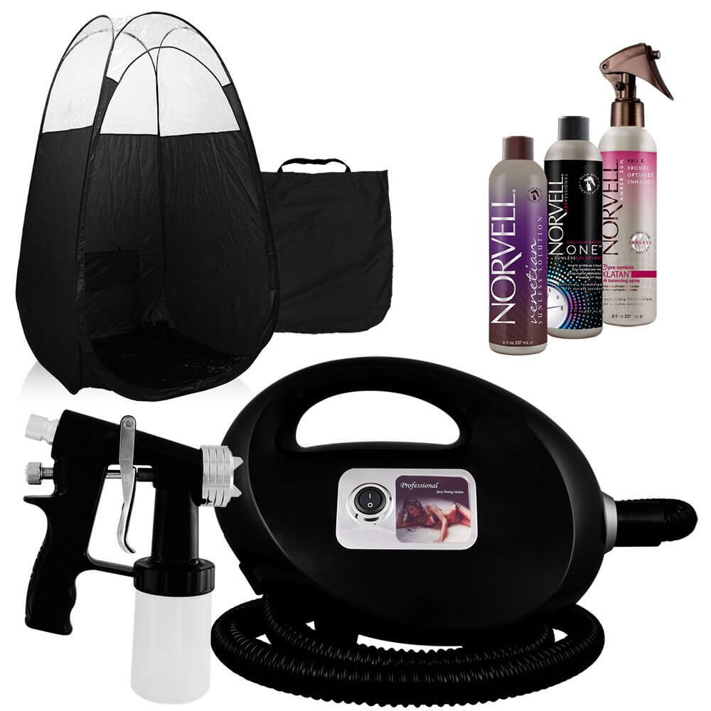 home spray tan kit reviews