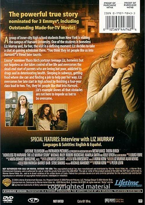 homeless to harvard movie review
