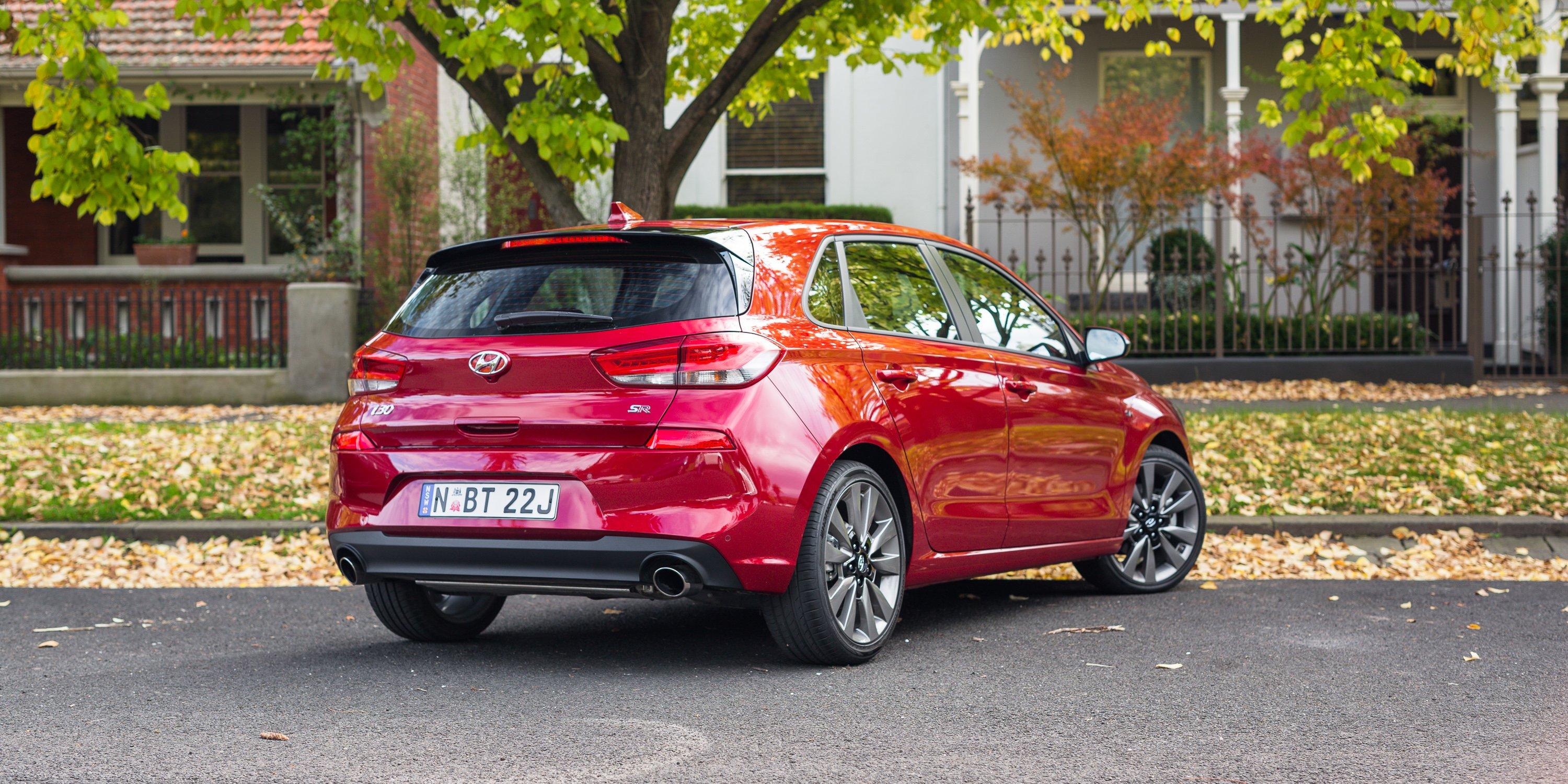hyundai i30 sr 2017 review