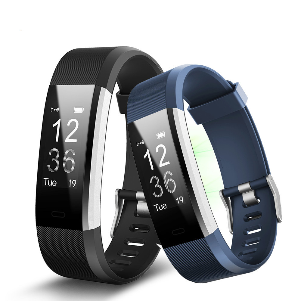 id115 plus hr activity tracker review