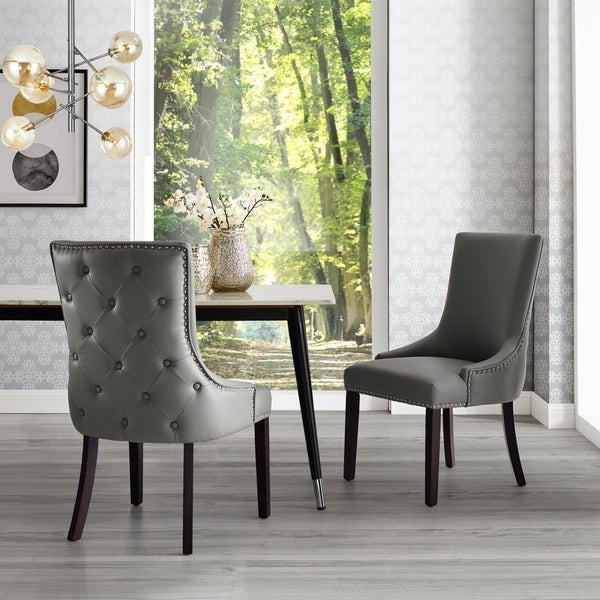 kmart upholstered dining chair review