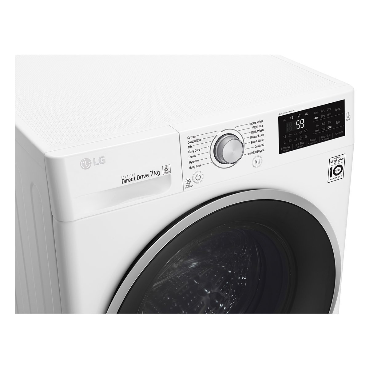 lg washing machine wd1207ncw review