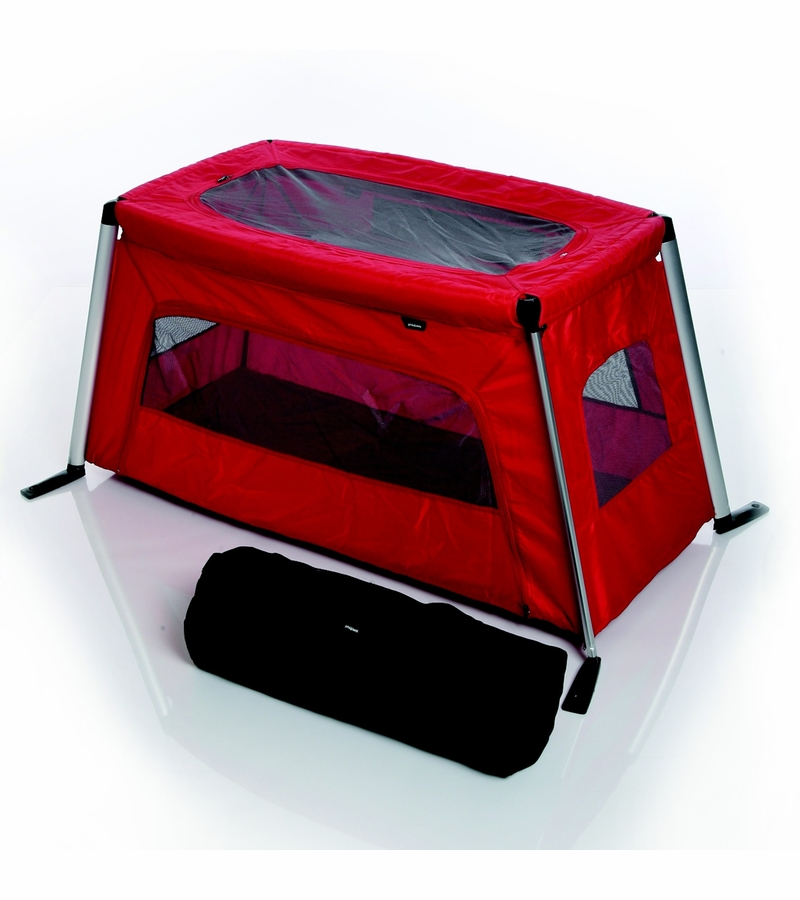 phil and teds travel cot reviews