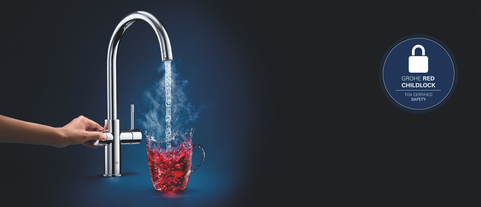 red track hot water review
