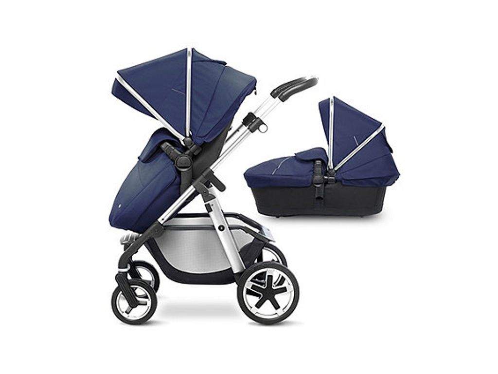 silver cross pioneer pram review