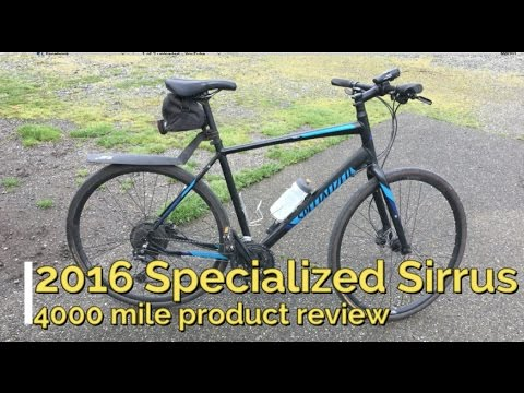 specialized sirrus sport 2017 review