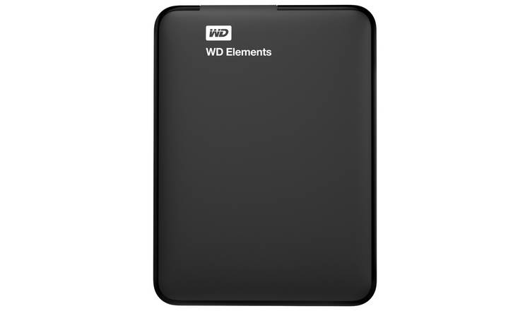 wd elements 3tb portable hard drive review