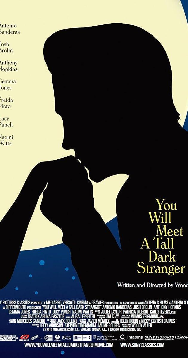 you will meet a tall dark stranger review